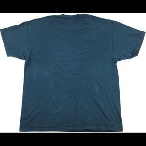 Hanes Shirts - 1997 Wintergrass Tacoma, Washington Single Stitch